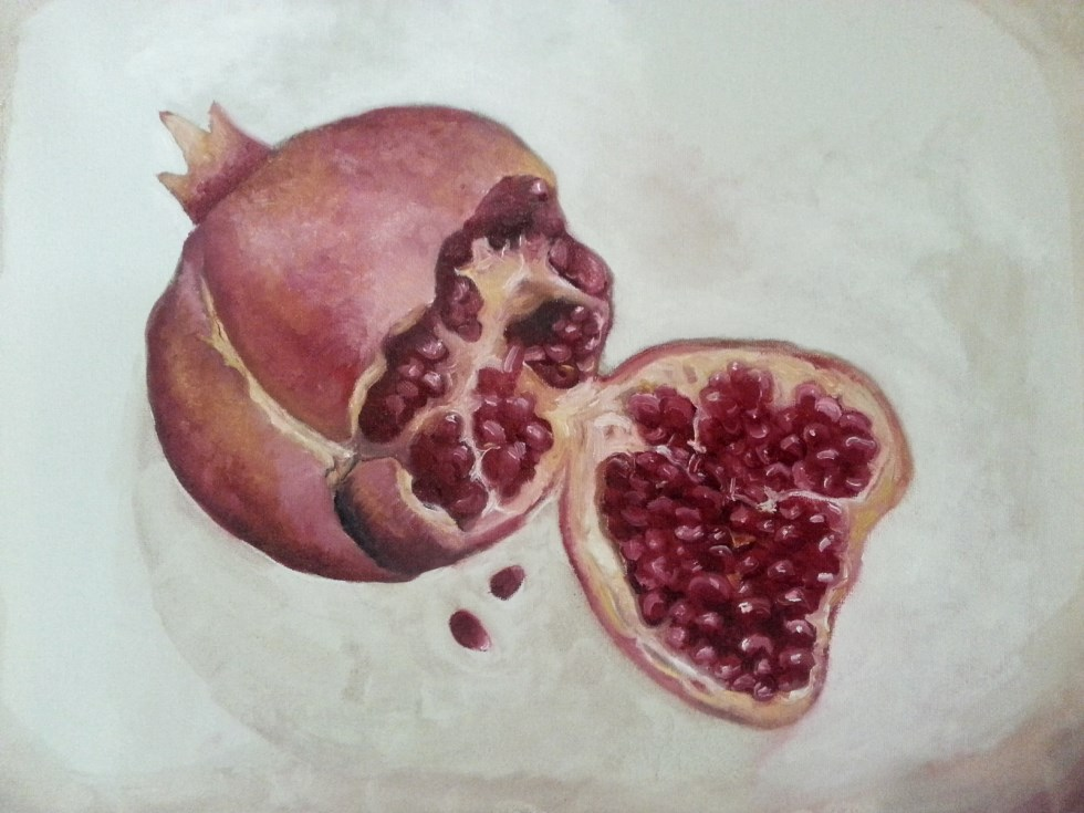 Pomegranate(Natures Candies)