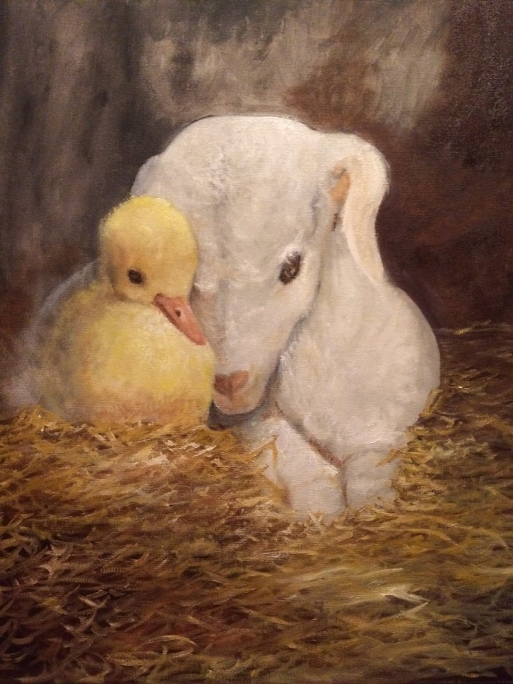 Ducky and Lamb