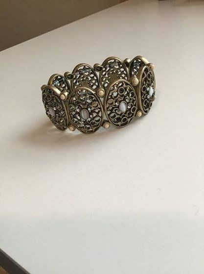 Remade Antique Bracelet