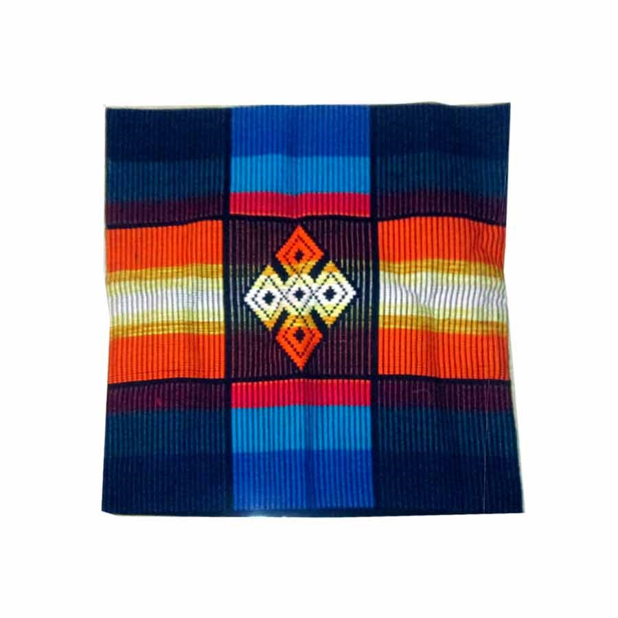 Hand Woven Cushion Cover  AncientDesign Square