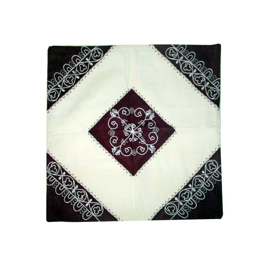 Hand Made Patchwork Cushion Cover Needle Design