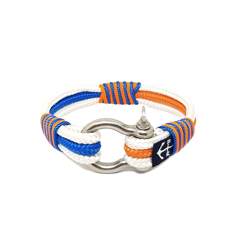 Jolly Roger Nautical Bracelet