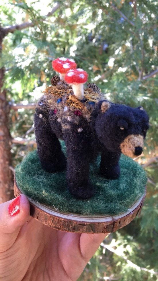 Forest Spirit Bear