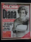 Princess Di's Life (1961 - 1997) In Pictures Globe