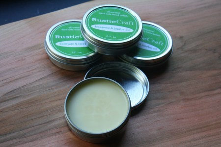 Jojoba Oil Beeswax Wood Butter