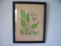 Framed Art-Tropical Fish 2