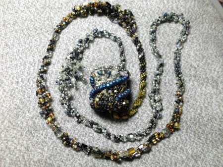 Son of Excess necklace