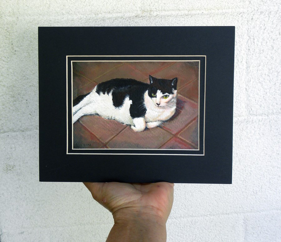 Pet Memorial Animal Portraits-Horse-Cat-Dog