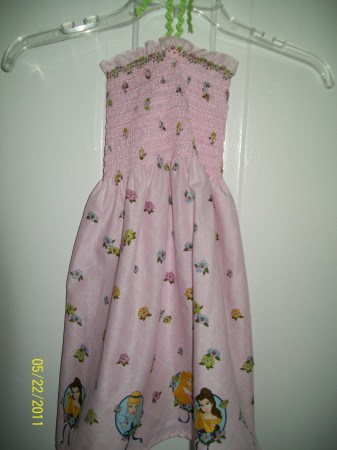 Princess Sundress