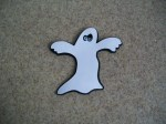 Wonderful Ghost Die Cut