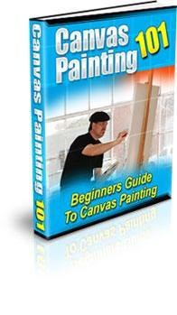 Canvas Painting E Book