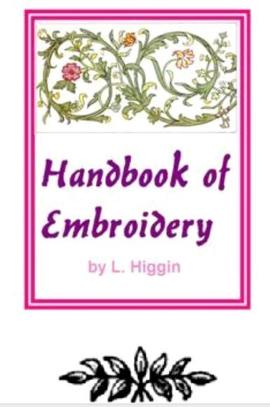 Handbook of Embroidery E Book