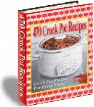 470  Crock Pot Recipe E -Book