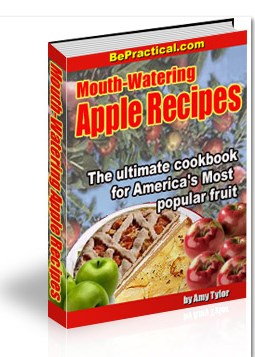 Mouth Watering Apple Recipes E -Book