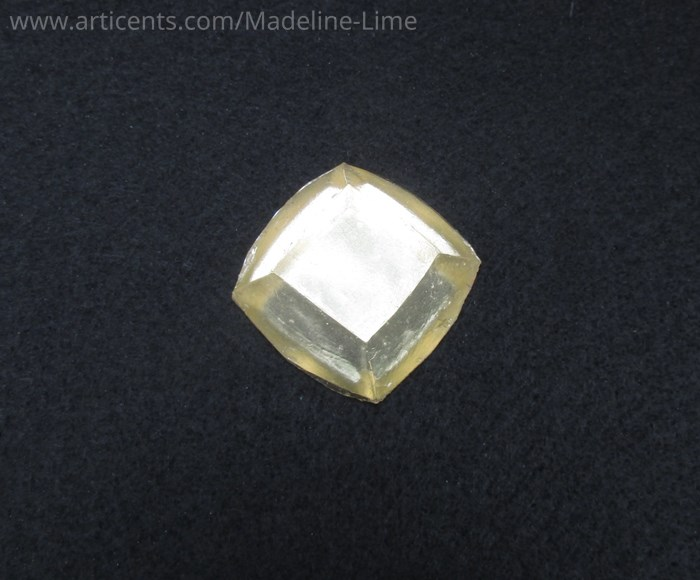 SALE! Yellow Diamond 3