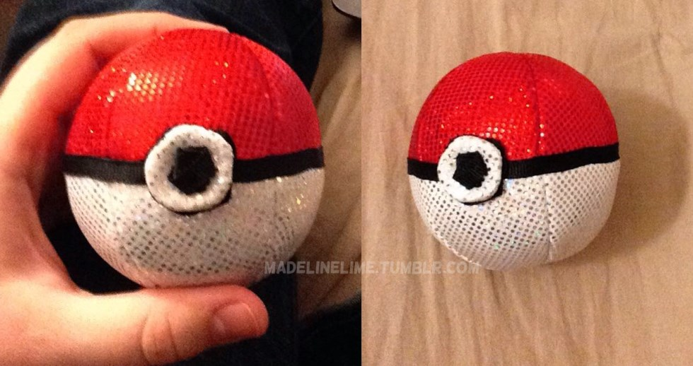 HUGE Pokeball